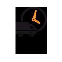 icone livraison express